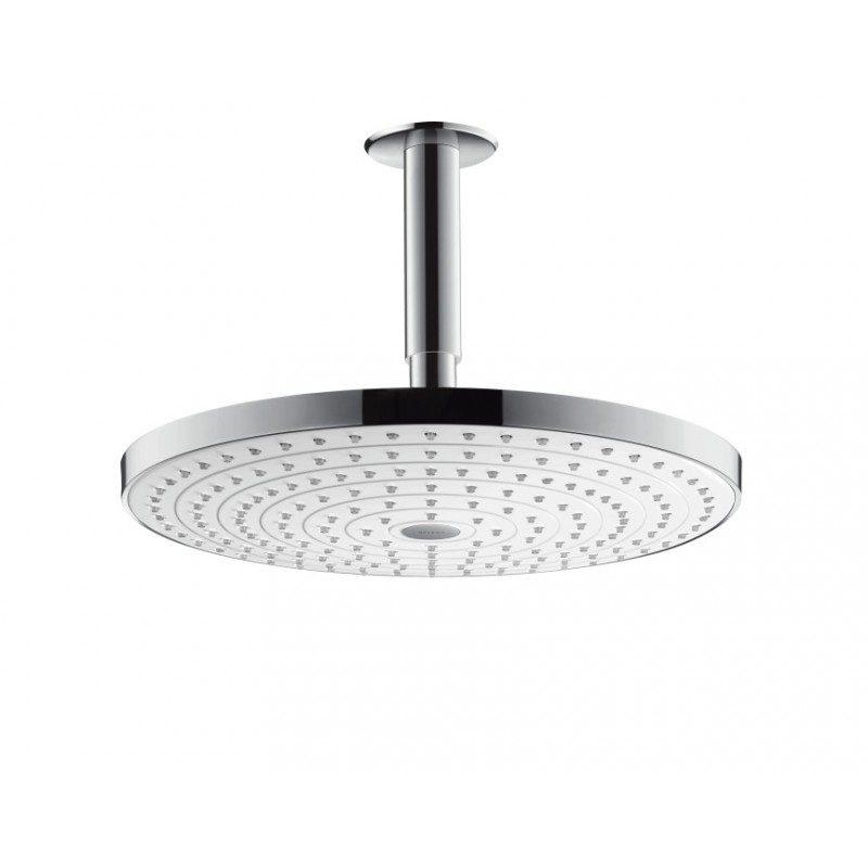 hansgrohe raindance select s 300 2jet overhead galaxy. Black Bedroom Furniture Sets. Home Design Ideas
