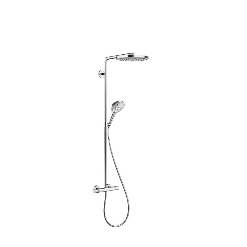 hansgrohe raindance select s 240 showerpipe galaxy bath ltd. Black Bedroom Furniture Sets. Home Design Ideas