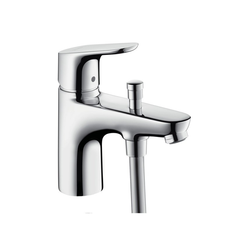 hansgrohe focus monotrou single lever bath and shower mixer galaxy bath ltd. Black Bedroom Furniture Sets. Home Design Ideas