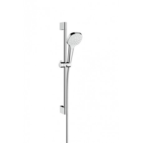 Hansgrohe Croma Select E 1jet EcoSmart 9l/min shower set 0.65m