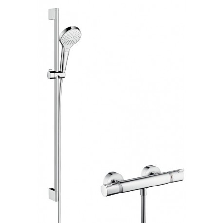Hansgrohe Croma Select S Vario Combi Set 0.90 m