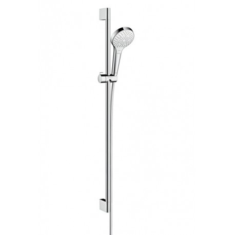 Hansgrohe Croma Select S Multi EcoSmart 9 l/min shower set 0.90m