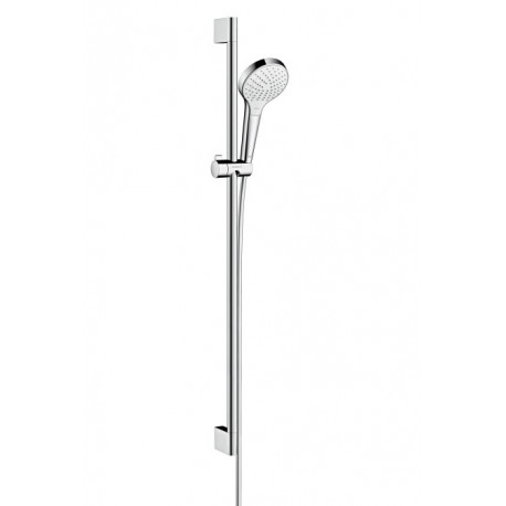 Hansgrohe Croma Select S Vario EcoSmart shower set 0.90m