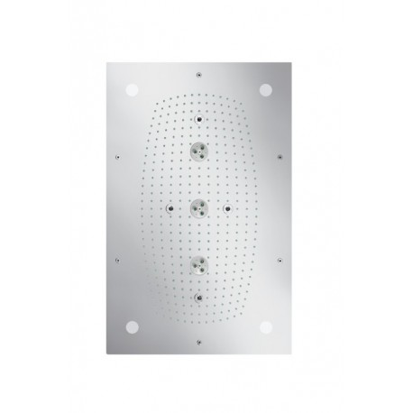 Hansgrohe Raindance Rainmaker 680mm x 460mm with lighting