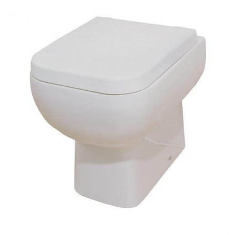 Rak Ceramics Series 600 Back-to-Wall Toilet