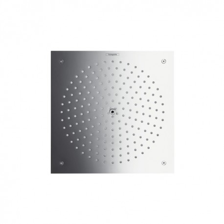 Hansgrohe Raindance Air overhead shower 260x260mm Ecosmart