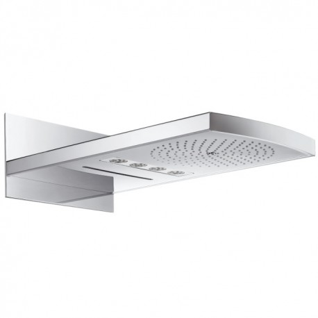 Hansgrohe Raindance Rainfall 240 Air 3jet overhead shower with lighting