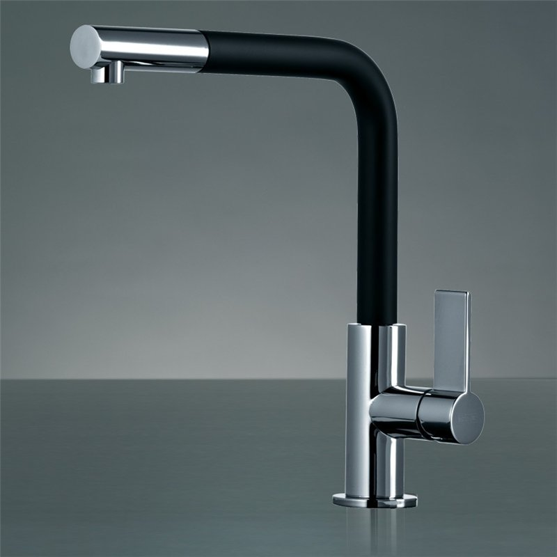 Franke Neptune Pull Out Spray Kitchen Sink Mixer Tap