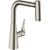 Hansgrohe M71 M7116-H220 Single Lever Kitchen Mixer Tap With Pull-Out Spray