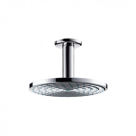 Hnsgrohe Raindance overhead EcoSmart 180 AIR with ceiling connector