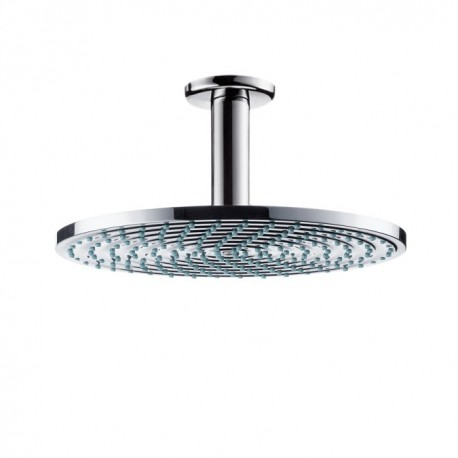 Hnsgrohe Raindance overhead EcoSmart 240mm AIR with ceiling connector