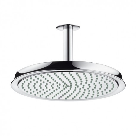 Hansgrohe Raindance overhead Classic 240mm AIR with ceiling connector