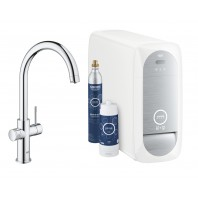 Grohe Blue Home Duo C Spout Chrome