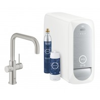 Grohe Blue Home Duo U Spout SuperSteel