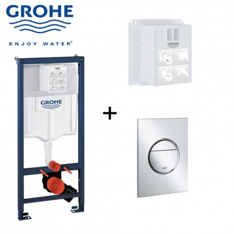 Grohe Rapid SL Skate Cosmo S Bundle