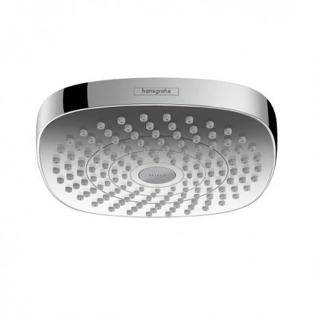 Hansgrohe Croma Select E 180 2jet overhead shower