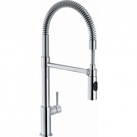 FrankeFlexus-S Semi-Pro Kitchen Sink Tap with Swivel Spout Chrome