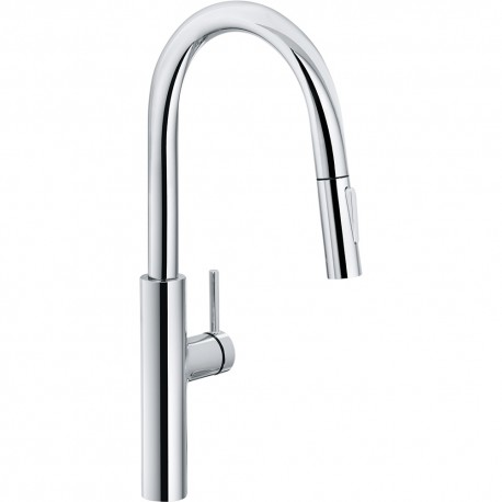 Franke Pescara XL Slide-In Kitchen Sink Tap  with Swivel Spout Chrome