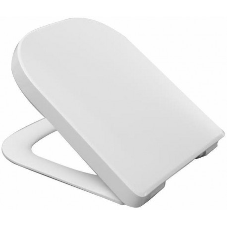 Roca The Gap Toilet Seat & Cover Easy Release And Soft Closing Hinges