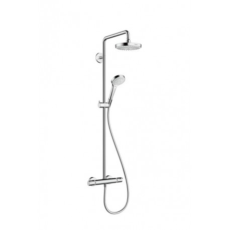 Hansgrohe Croma Select S 180 2jet Showerpipe