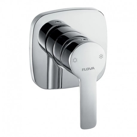 Flova Urban Single Outlet Concealed Manual Shower Valve