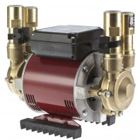 Frontline Deluge Twin Brass Low Pressure Gravity Pump (3.0 bar)