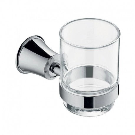 Flova Liberty Glass Tumbler & Holder