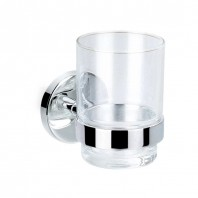 Flova Coco Single Tumbler & Holder with Glass
