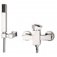 Deante Cubic Shower mixer chrome