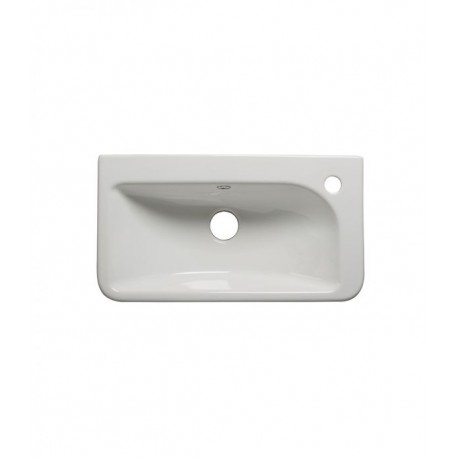 Tavistock Q60 Semi Countertop Basin - 540mm  - 1 Tap Hole