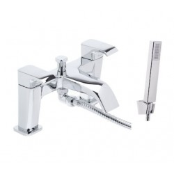 Tavistock Adapt Bath Shower Mixer Tap With Handset Chrome
