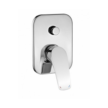 Deante Cynia Built-in shower mixer with diverter