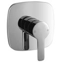 Omnires Hudson shower mixer for concealed installation