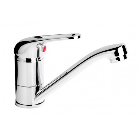 Deante Funkia Washbasin mixer with swivel spout