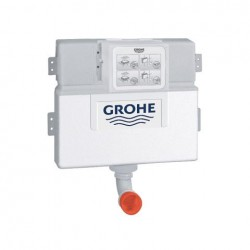 Grohe Flushing Cistern for WC Top and Front Access Chrome