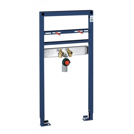 Grohe RAPID-SL Basin Frame 1000mm High Blue/White