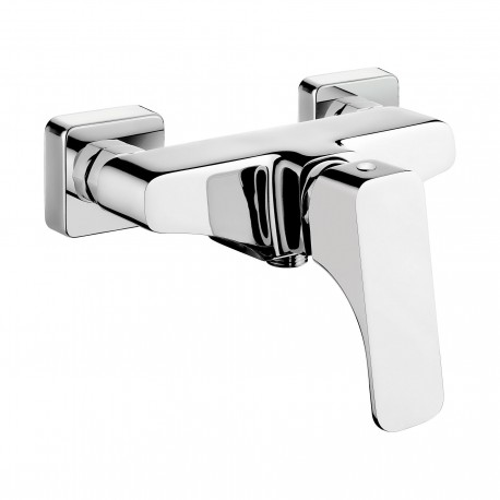 Deante Hiacynt Shower mixer without shower set chrome