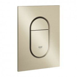 Grohe Arena Cosmopolitan Wall Plate S Brushed Nickel