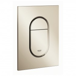 Grohe Arena Cosmopolitan Wall Plate S Polished Nickel