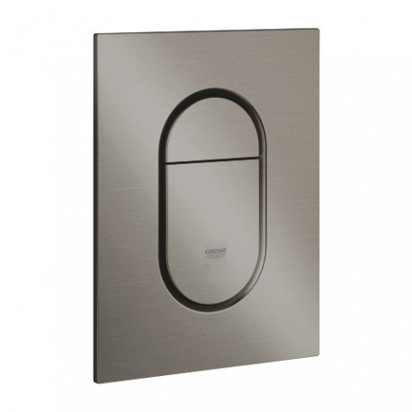 Grohe Arena Cosmopolitan Wall Plate S  Brushed Hard Graphite