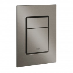 Grohe Skate Cosmopolitan Wall Plate S Brushed Hard Graphite