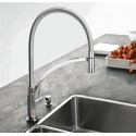 Franke Alessia Pull Out Spray Chrome Kitchen Sink Mixer Tap
