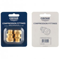 Grohe Compression MI coupling for all basin and kitchen mixers