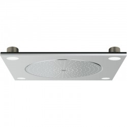 Grohe RAINSHOWER F-SERIES 20 Inch Ceiling Shower with light Chrome