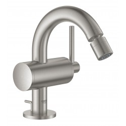 GROHE Atrio Single Lever Bidet Mixer Supersteel