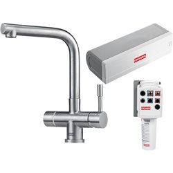 Franke Minerva Mondial Electronic 4-in-1 Tap Chrome