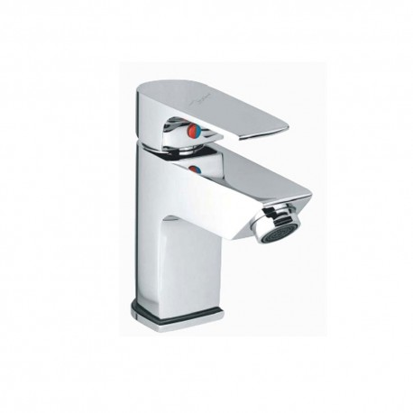 JTP Aria Mono Basin Mixer Tap excluding Waste Single Handle Chrome