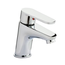 JTP Icon Basin Mixer Tap Single Handle - Chrome