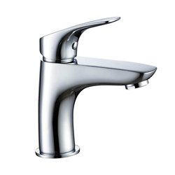 JTP Rize Basin Mixer Tap Single Handle - Chrome