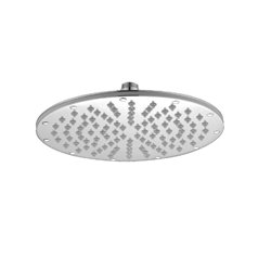 JTP Rain Fixed Shower Head- 300mm Diameter- Chrome